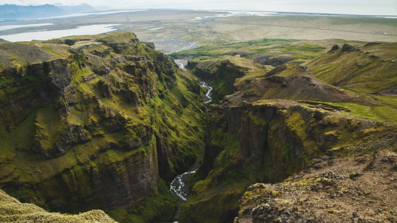 Múlagljúfur canyon - south Iceland (1)