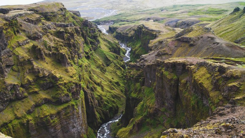 Múlagljúfur canyon - south Iceland