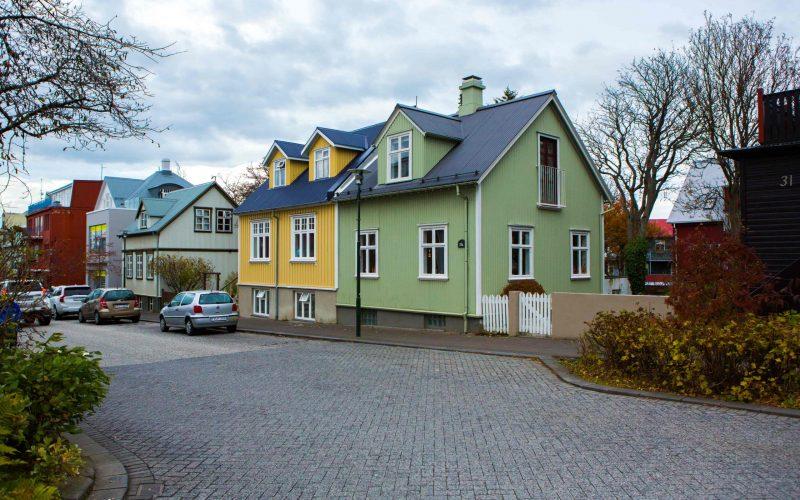 houses of Reykjavik