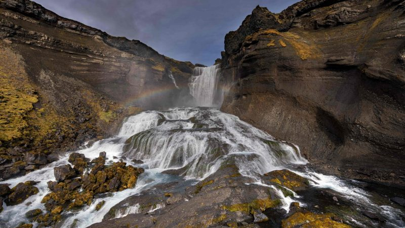 Ófærufoss waterfall (4)