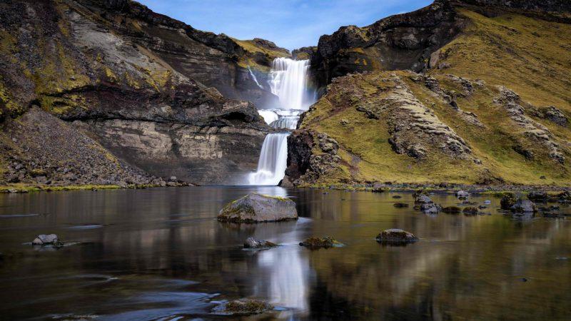 Ófærufoss waterfall (5)