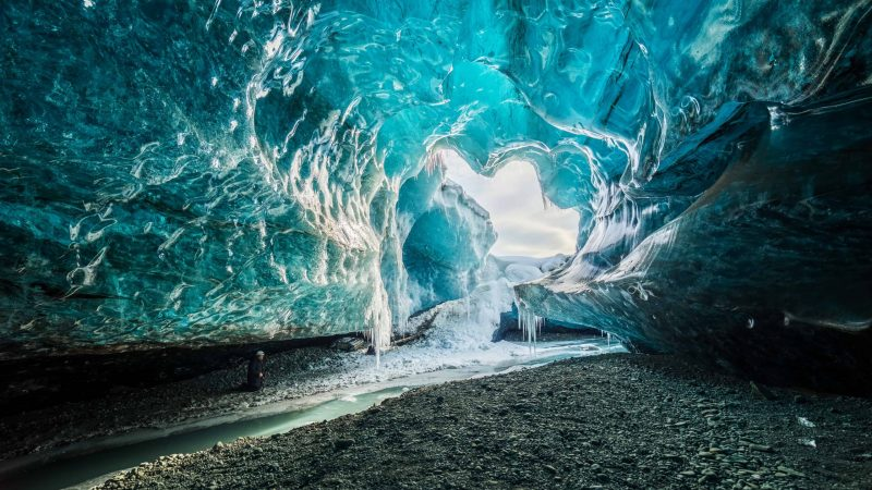 Photography in Iceland - ice caves of Iceland