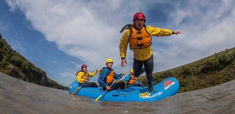 River Rafting in Hvítá - Gullfoss Canyon
