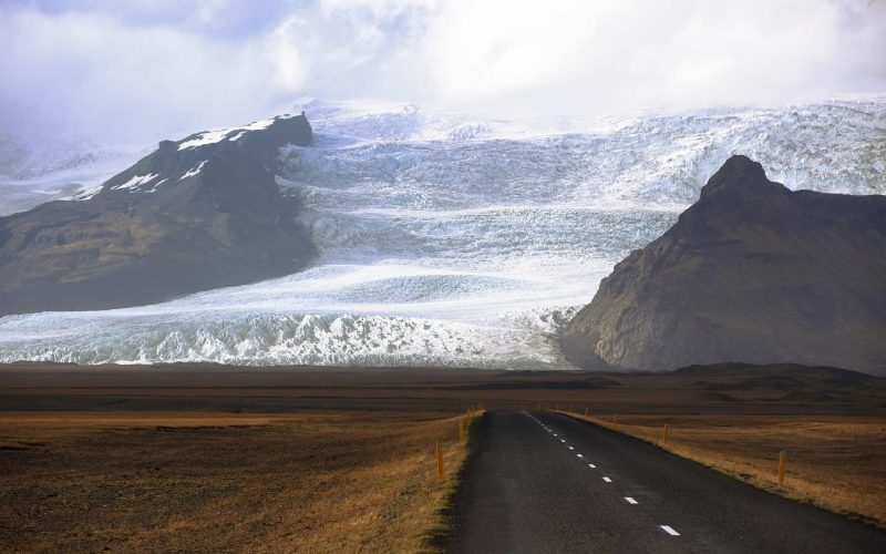 Road trip to Skaftafell Nature Reserve in south Iceland