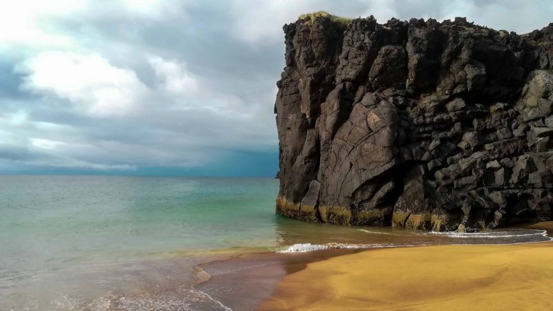 Skarðsvík Golden Beach - Snæfellsnes Peninsula