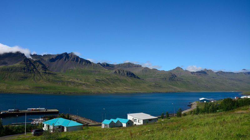 Stöðvarfjörður village - East Iceland