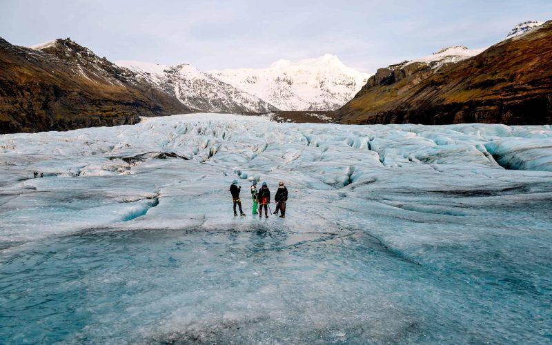 Svínafellsjokull glacier tounge - Vatnajokull glacier - Skaftafell Nature Reserve (11)
