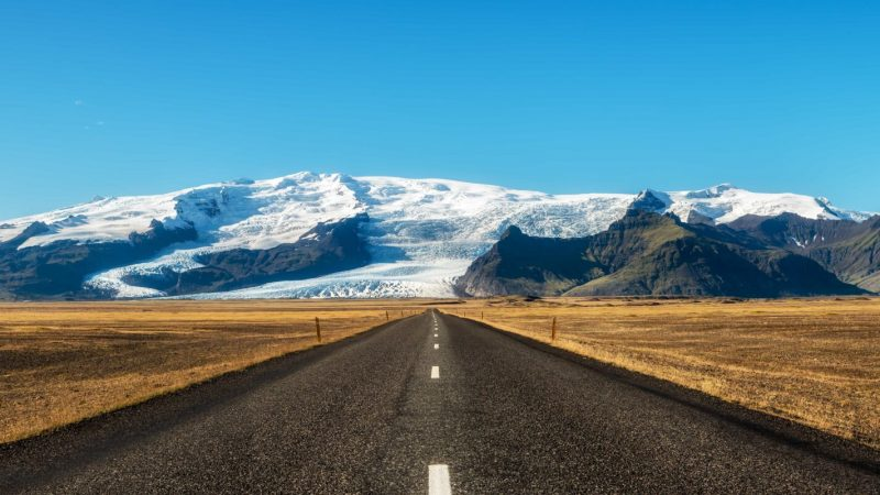 Vatnajokull National Park - self driving in Iceland