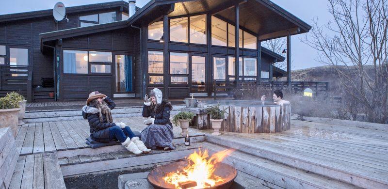 Iceland luxury lodges