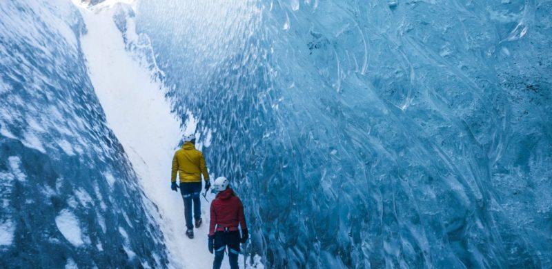 Glacier Hiking in Skaftafell National Park