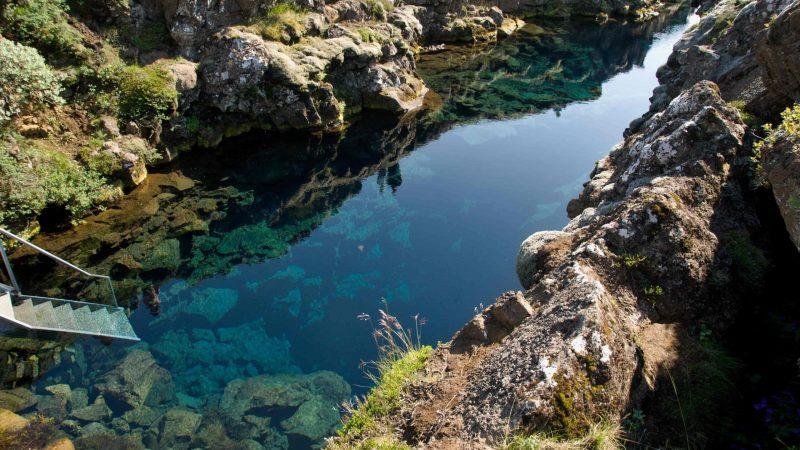 Silfra in Thingvellir National Park Golden Circle